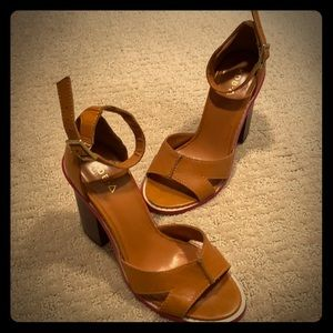 Kelsi Dagger Brooklyn sandals with heel